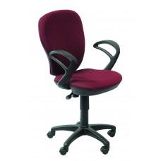Кресло сотрудника Бюрократ CH-513AXN